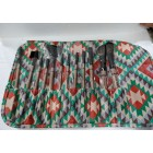 OFERTA JUEGO BROCHA MAC TRIBAL 12 PCS M256