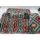 JUEGO BROCHA MAC TRIBAL 15 PCS M257