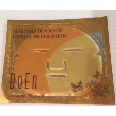 MASCARILLA FACIAL CON POLVO DE ORO Y GOLAGENO M888