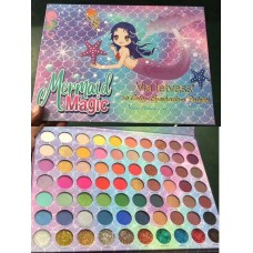 PALETA DE SOMBRA 80 TONOS MERMAID MAGIC M955