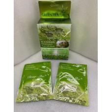 MASCARILLA FACIAL GREEN TEA  X10 M1310